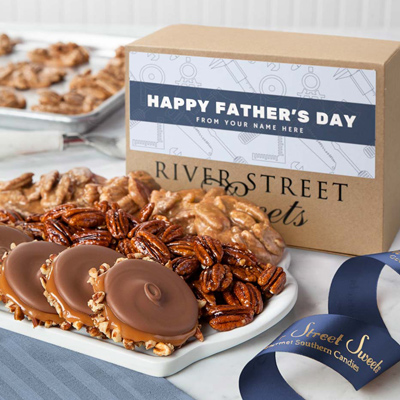 Custom Father's Day Collection Box