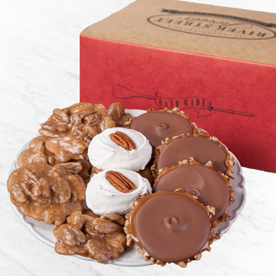 Traditional Southern Sweets - Classic Box - 18 Piece