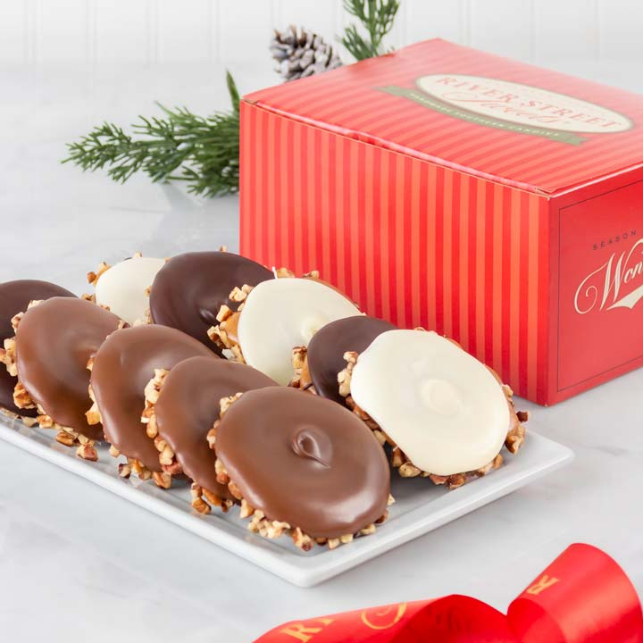 Holiday Box of Assorted Bear Claws
