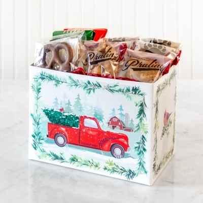 Christmas Tree Farm Treats Packaged