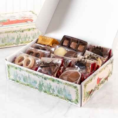Chocolate Lovers Holiday Packaged
