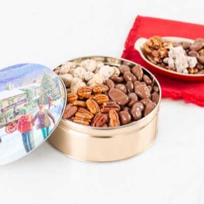 Pecan Lovers Gift Tin