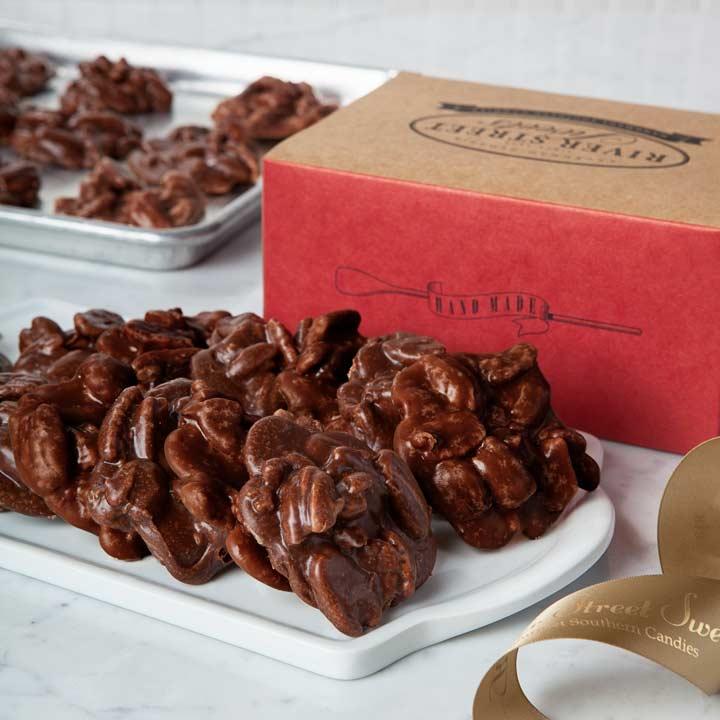 Classic Box of Chocolate Pralines