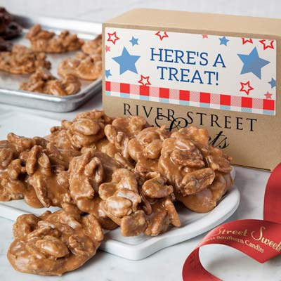 Stars & Stripes Box of Pralines