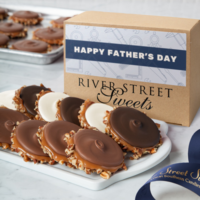 Fathers Day Box of Assorted Bear Claws