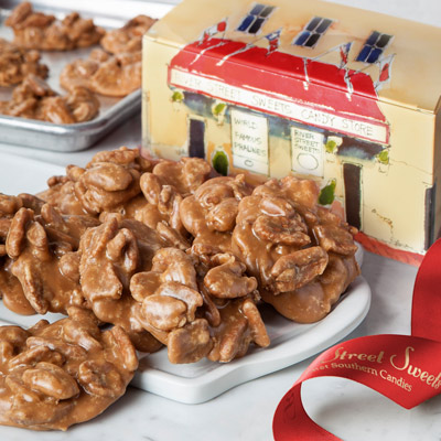 Historic Praline Gift Box, 10pc