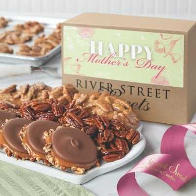 Mother's Day Collection of Pralines, Bear Claws and Glazed Pecans