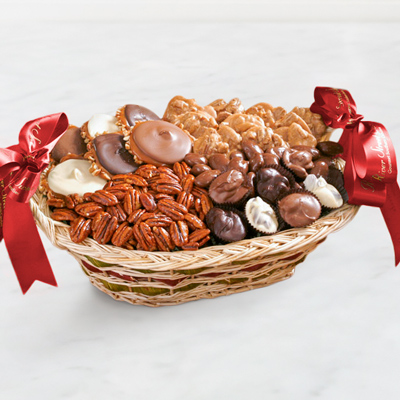Office Party Basket, 10-14 person