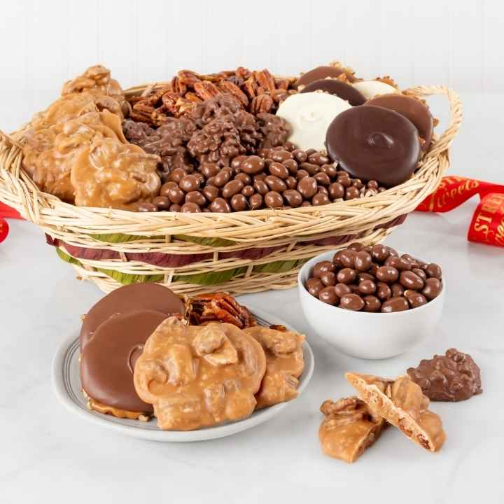 Office Party Basket, 10-12 person