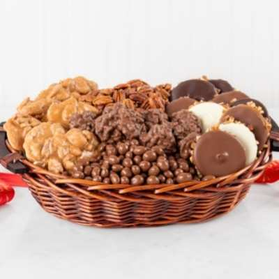 Office Party Basket, 14-16 Person