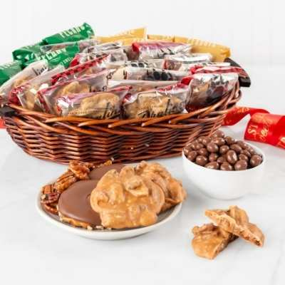 Office Party Basket 14-16