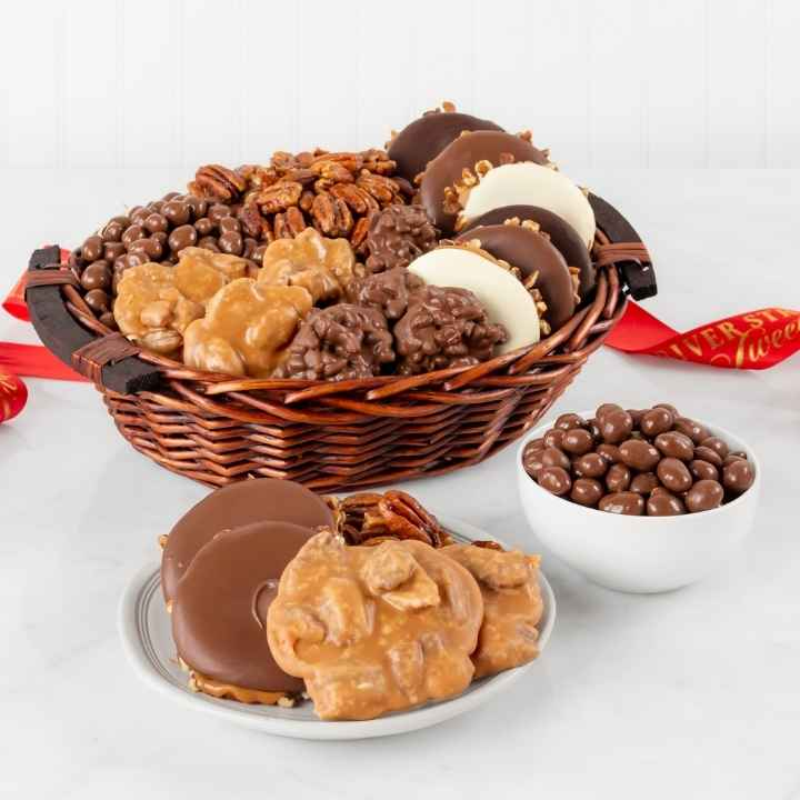Office Party Basket, 7-9 Person