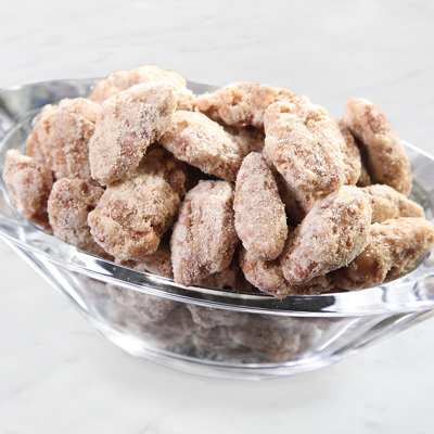 Cinnamon Pecans, 1lb Bag