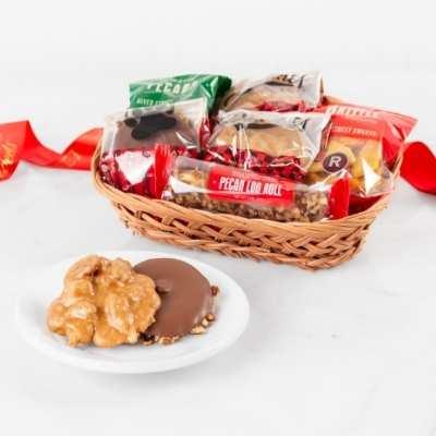 Holiday Grab Basket Serves 2-3