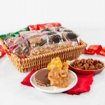 Holiday Grab Basket Serves 10-12