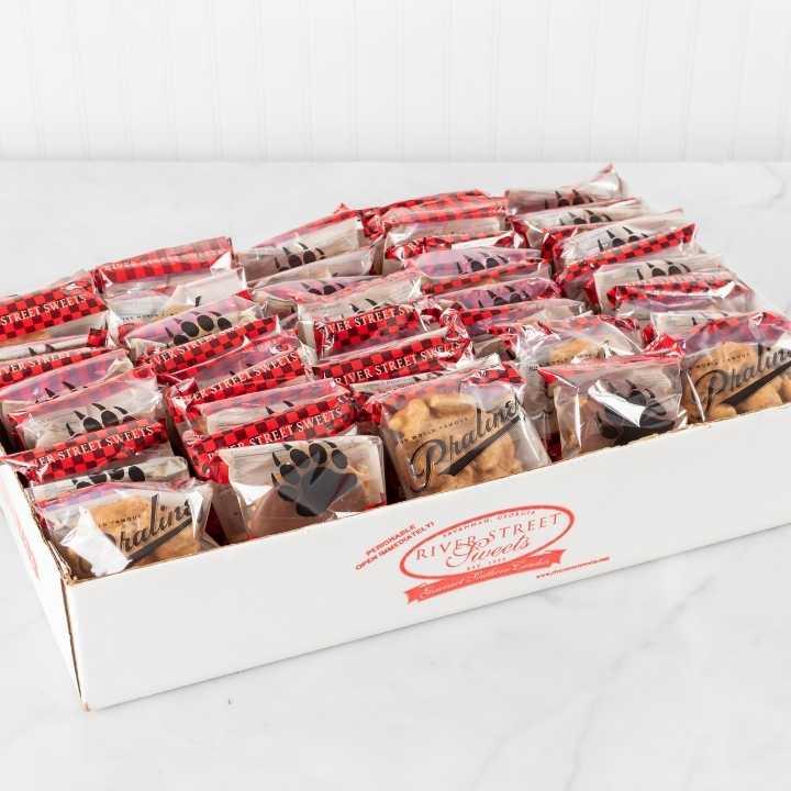 Original Praline & Milk Chocolate Bear Claw Combo Cases (50-100 ct)