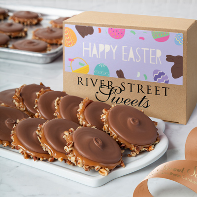 Easter Box of Milk Chocolate Bear Claws