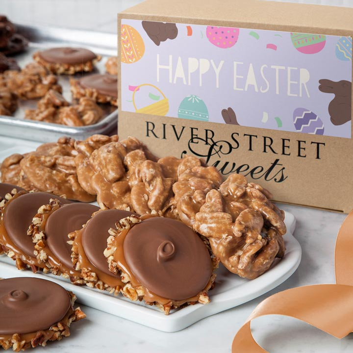 Easter Box of Pralines & Bear Claws