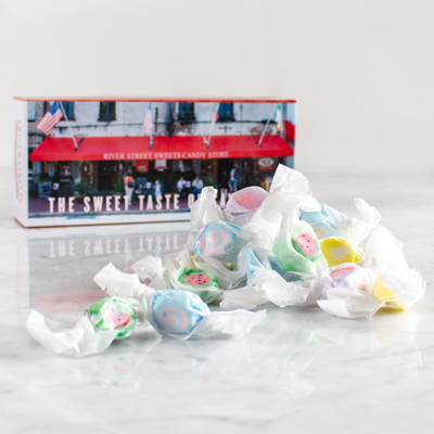 Savannah Gift Box of Salt Water Taffy