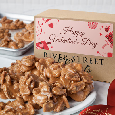 Valentine Box of Original Pralines
