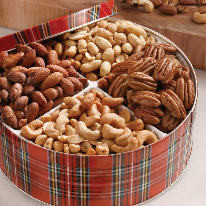 Fancy Nut Roasted Sampler