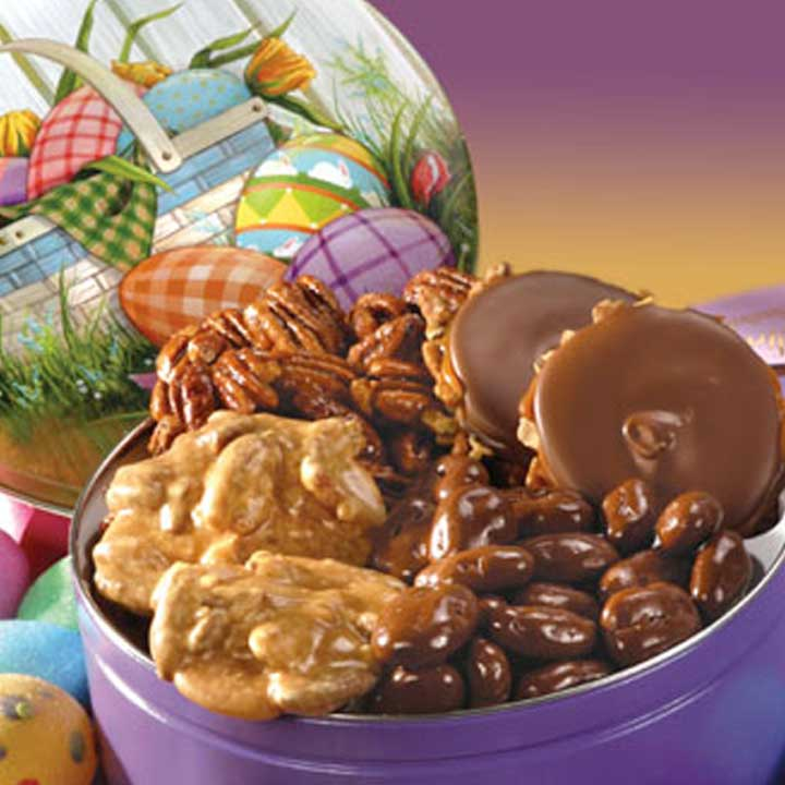 Assorted Favorites Easter Tin  - 15 oz (Pictured)
