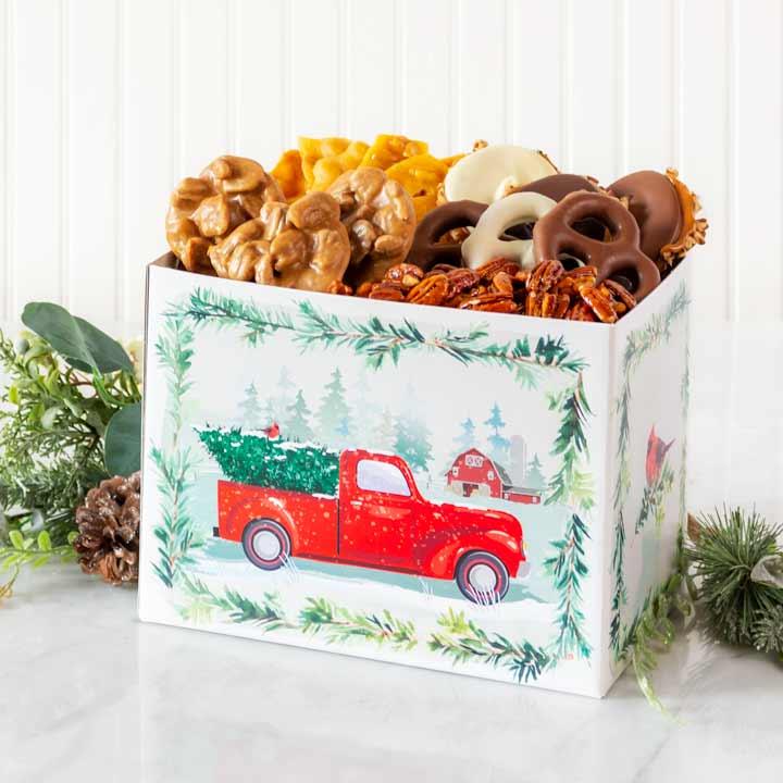 Christmas Tree Farm Treats