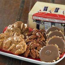 Classic Assortment Box of Pralines, Bear Claws & Glazed