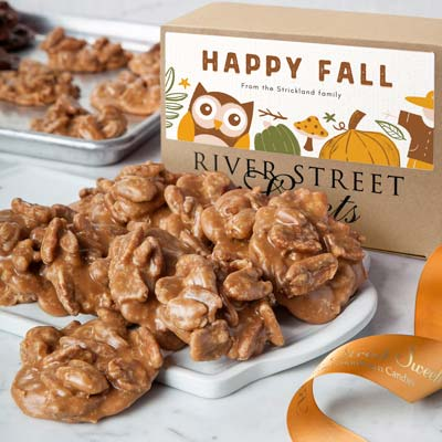 Custom Fall 10pc Classic Praline Gift Box