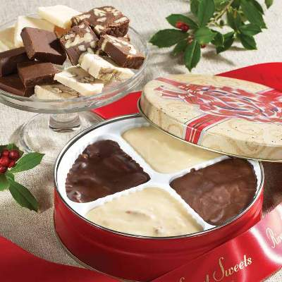 Fudge Sampler Tin