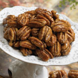 Glazed Pecans, Brittles & More