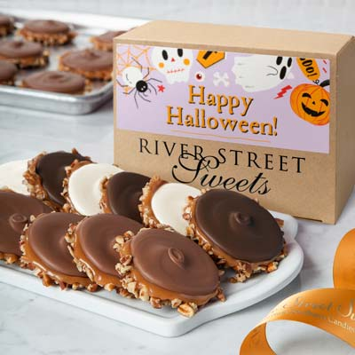 Halloween Box of Assorted Bear Claws