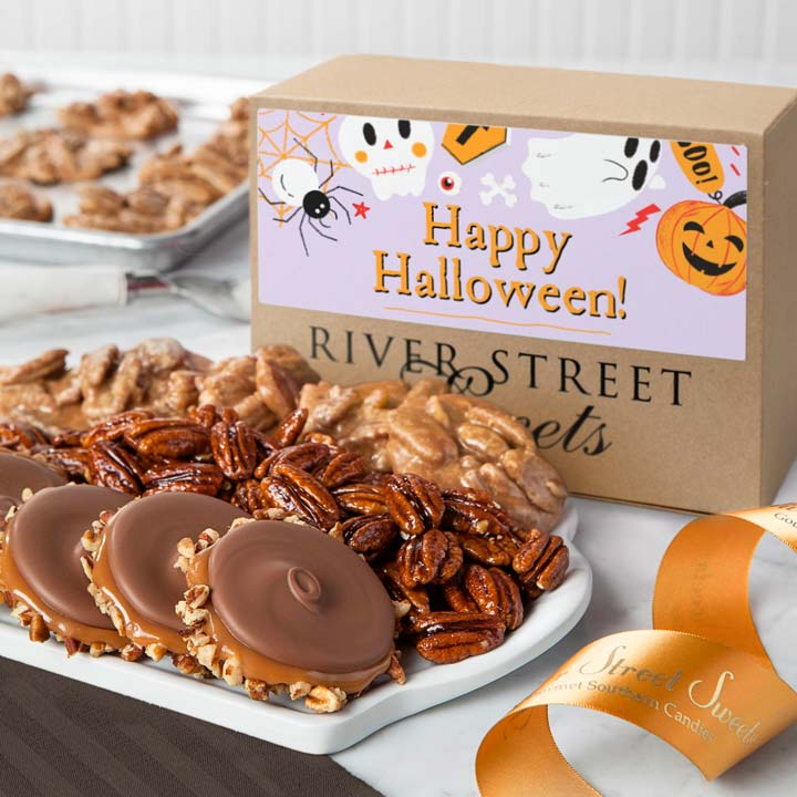 Halloween Collection Box