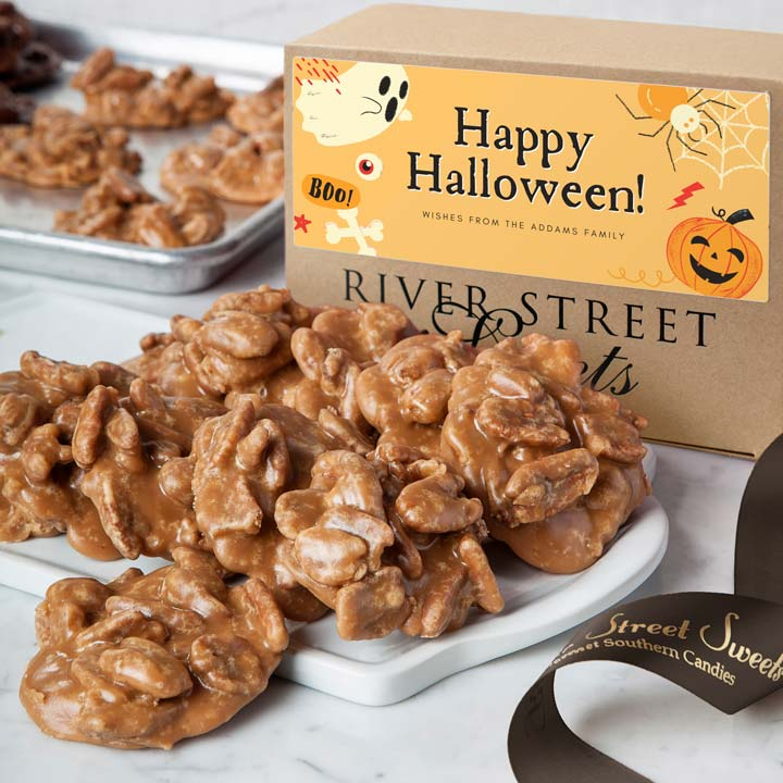 Custom Halloween 10pc Classic Praline Gift Box