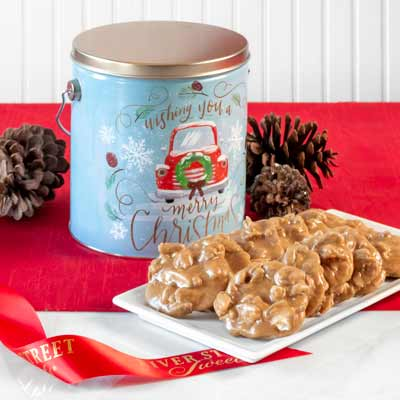 Holiday Pail of Pralines