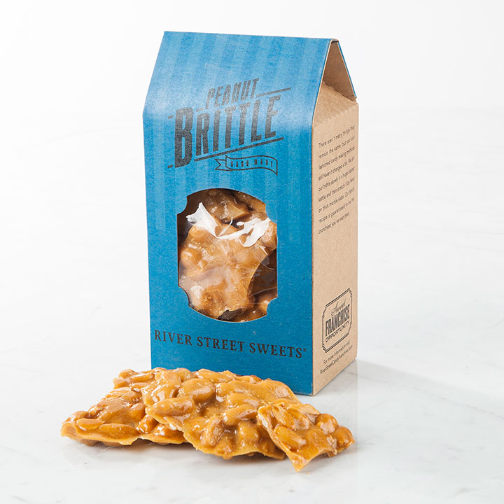 Peanut Brittle Treat Box, 10oz