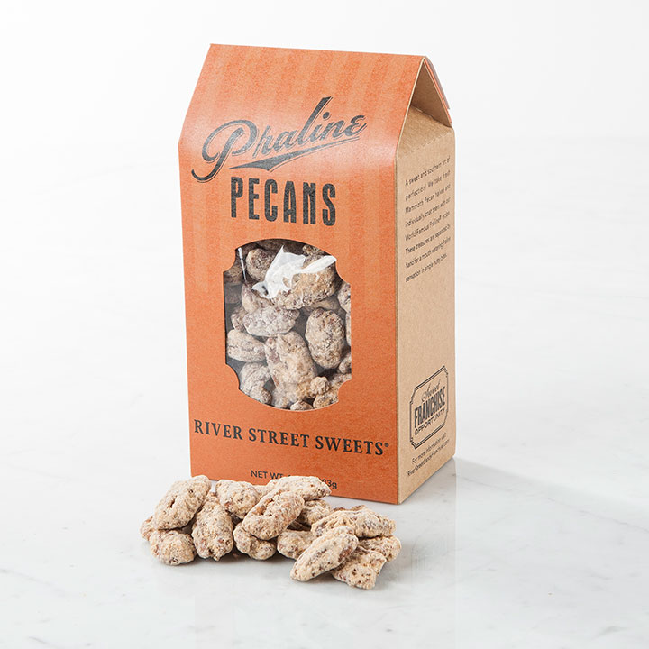 Praline Pecan Treat Box, 10oz