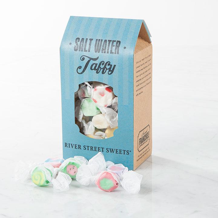 Salt Water Taffy Treat Box, 8oz