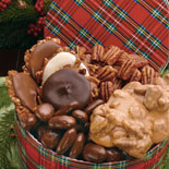 Holiday Candy Gift Tins