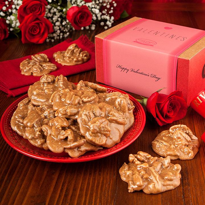 Valentine Box of Original Pralines