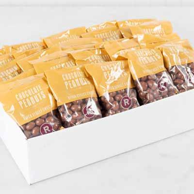 Case of Chocolate Peanuts (24 ct)