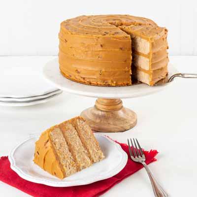 Praline Layer Cake
