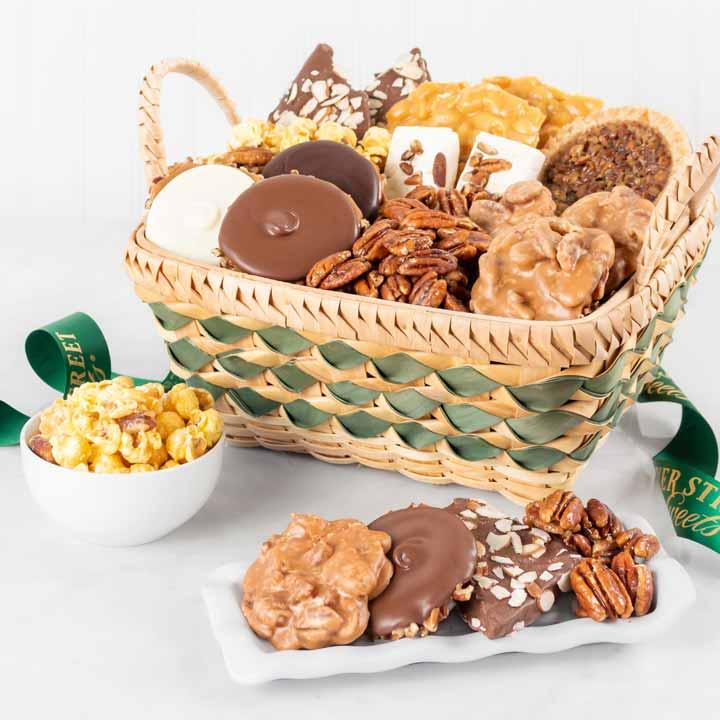 Sweet Gatherings Gift Basket