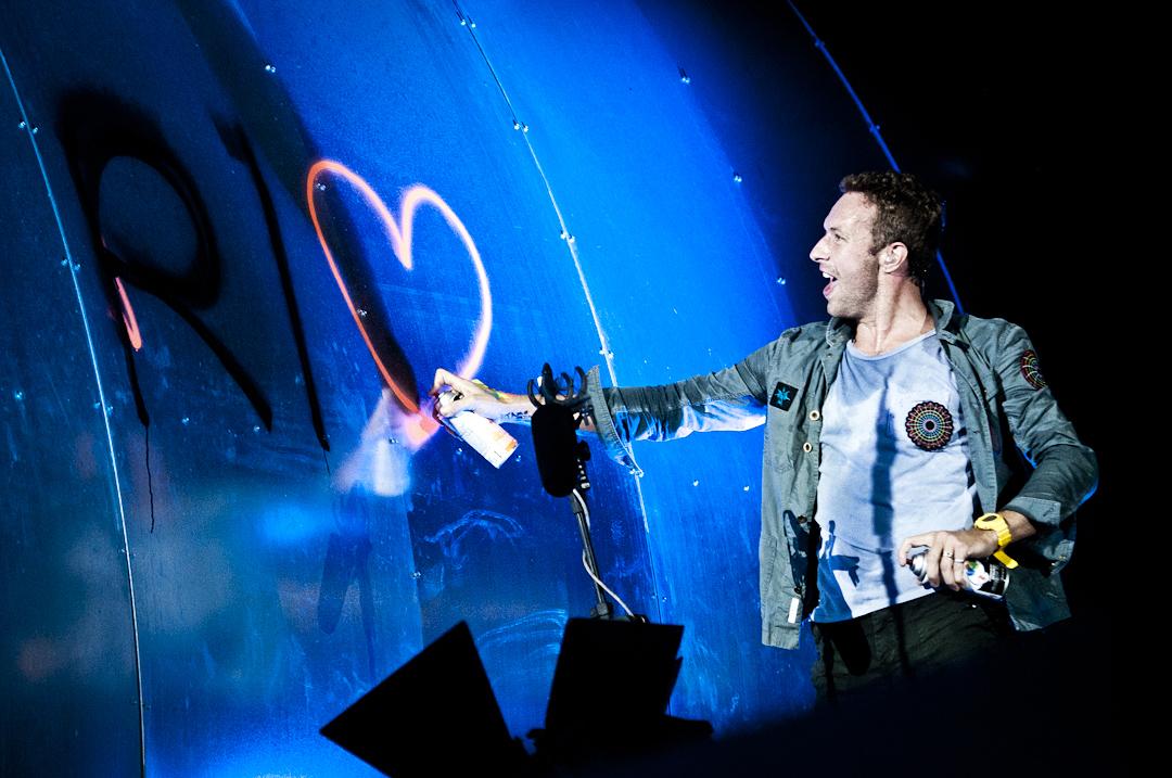Resultado de imagem para Coldplay rock in Rio