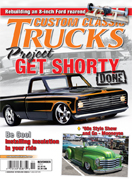 Custom Classic Trucks Cover