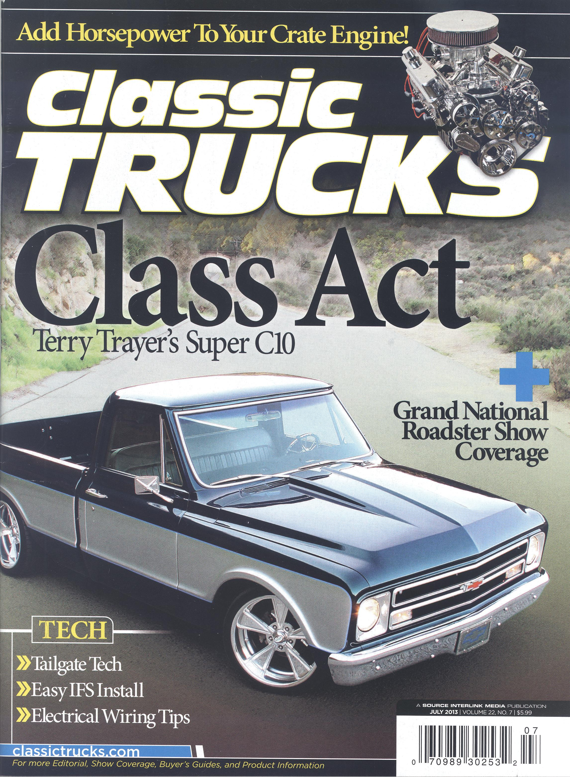 Classic Trucks Class Act Cover