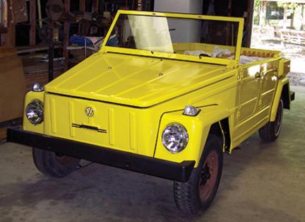 Joffrion Car