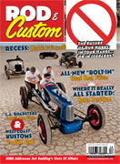 Rod and Custom Cover