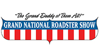 Grand National Roadster Show Logo