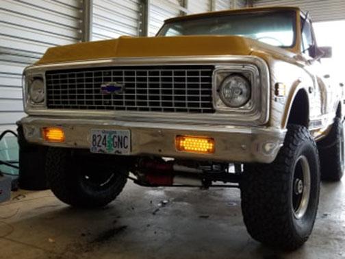 Rowley Truck